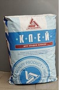 РСС 118 «Клей для кладки блоков из ячеистого бетона»
